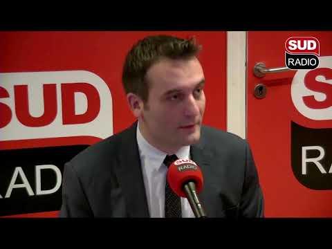 F. Philippot : Marine Le Pen signe un retour en arrière - Sud radio 11/3