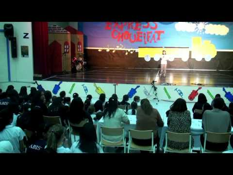 Talent show 2012/13 - Choueifat Abu dhabi