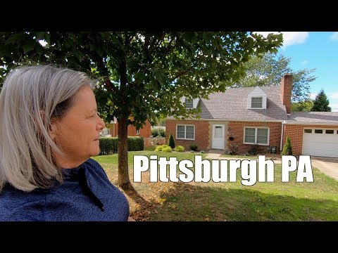 Why Did We Visit Pittsburgh PA?