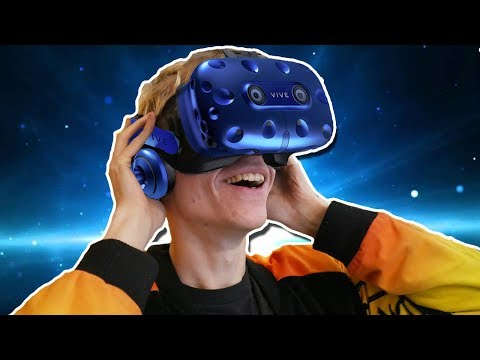 Everything you NEED to know about the Vive Pro VR Headset!