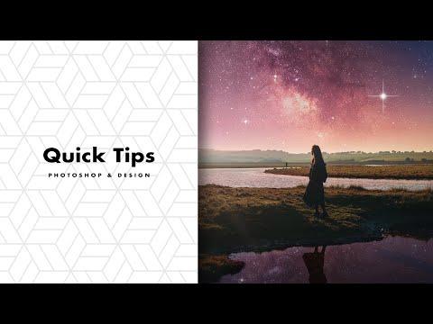 Cara Mudah Manipulasi Langit Di Photoshop - Quick Tips Photoshop & Design