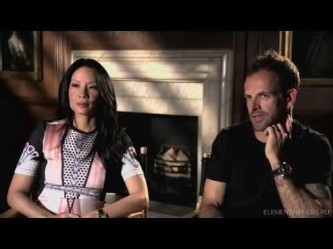 Elementary - Season 2 - Behind The Scenes