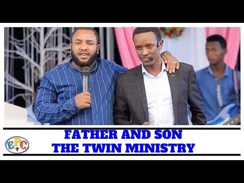 ETHIOPIAN MAJOR PROPHET ISRAEL DANSA AND APOSTEL YEDIDIA TWIN PROPHETIC SERVICE 10, OCT 2017