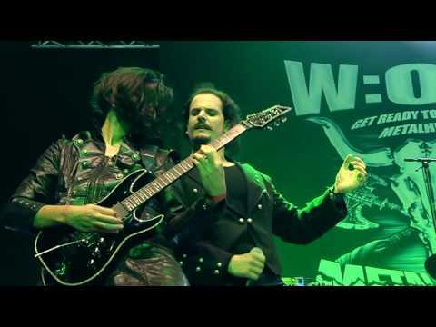 TIDAL DREAMS Live @ Wacken Open Air 2016