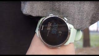 suunto Fitness 3 элегантные спортивные часы/ ОБЗОР