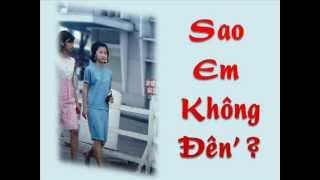 """Phạm Đức Nghĩa trình bày """"Sao Em Không Đến"""", Youtube Caroline Thanh Hương"""