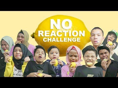 Makan Lemon Tanpa Reaksi Challenge | Gen Halilintar