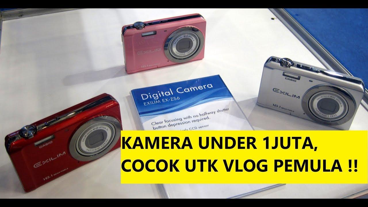 Review Kamera Murah Under 1juta Cocok Untuk Vlog Pemula Guys