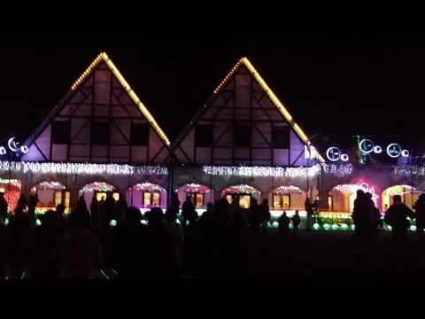 Country Farm Tokyo German Village Winter Illumination 2016-2017