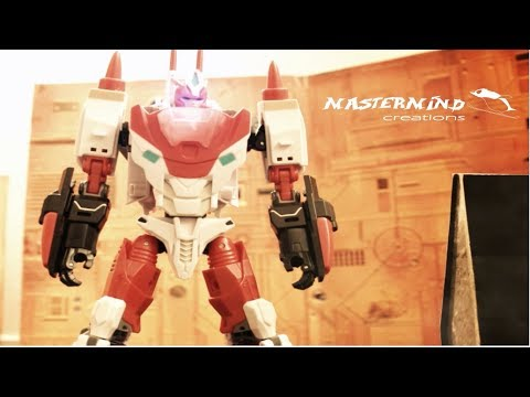 Mastermind Creation Transformers Stop Motion - Nitro