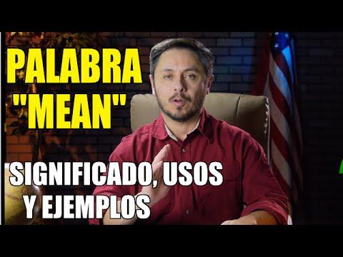 Do you understand que significa en español