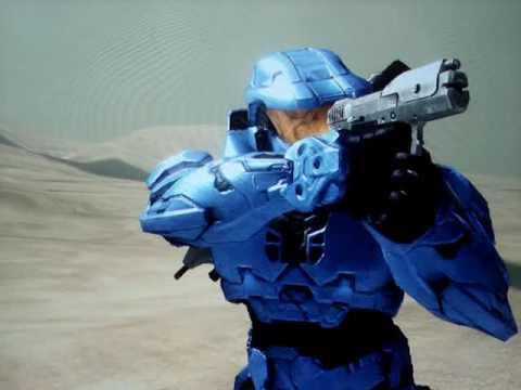 Dear Sister Parody Parody - Halo 3 Style