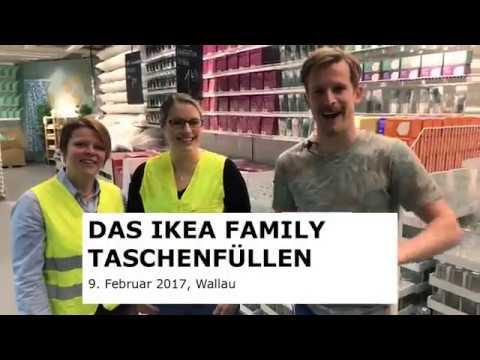 Das IKEA Family Taschenfüllen
