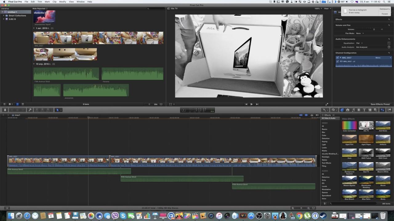 Переход с Windows 10 на MacOS (iMac 4K) - Опыт использования (перезалив с основного канала)