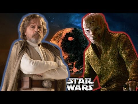 What Snoke Said Was The MOST DANGEROUS Force Ability  Star Wars Explained