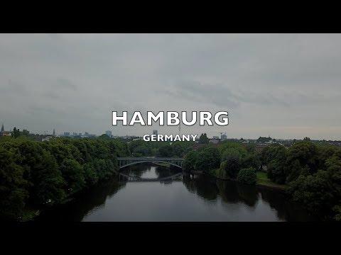 FLY OVER HAMBURG IN 4K | DJI MAVIC PRO DRONE |