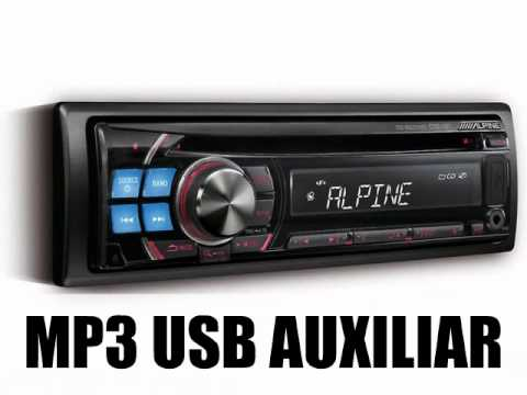 hqdefault autoestereo alpine 2011 cde 121 mp3 usb auxiliar y control directo alpine cde 103bt wiring diagram at honlapkeszites.co
