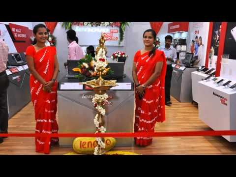 Lenovo Showroom Inauguration @ Phoenix Market City, Chennai