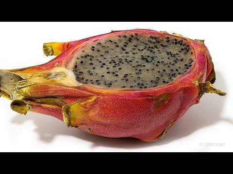 Dragon Fruit Time Lapse (Pitaya)