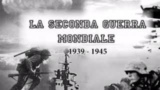 La seconda guerra mondiale. prima parte