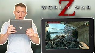 Обзор игры World War Z на ipad