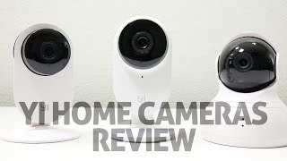 YI Home Security Cameras - REVIEW