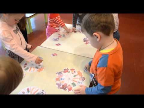 Дидактические игры для детей старшего дошкольного возраста