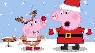Peppa Wutz 🎄 Frohe Weihnachten! 🎄 Peppa Pig Deutsch Neue Folgen | Cartoons für Kinder