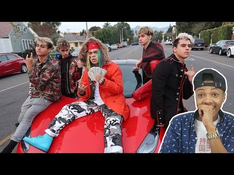 Dobre Brothers - You Know You Lit (Remix) [Feat. 6IX9INE] Reaction