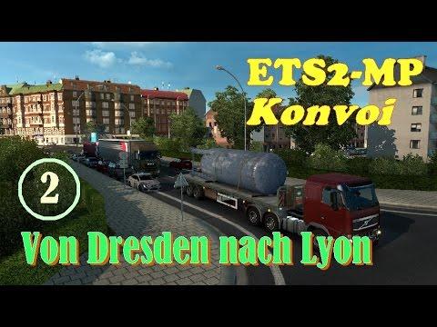 """Frauenfeindliche Witze - Mit """"O&M Transporte"""" von Dresden nach Lyon (2/2)"""