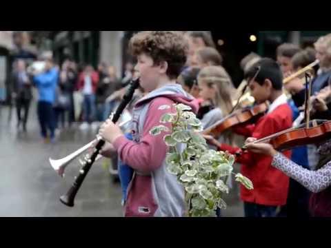 Prestfelde School Flashmob Shrewsbury