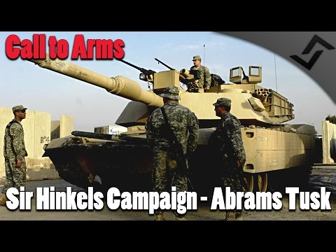 Call to Arms - Sir Hinkels Campaign - Abrams Tusk