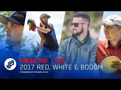 2017 Red, White & Booom | Final Round, Front 10 | Gibson,Blakely,Harbolt,Costa