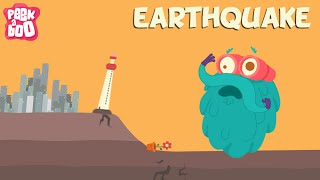 What Is An Earthquake? | The Dr. Binocs Show | Learn Series For Kids