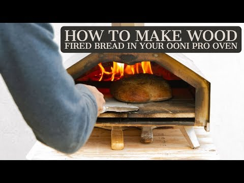 How To Make Bread In Your Ooni Pro Oven: RECIPE RAP