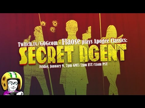 Secret Agent Mission 2: Kill Again Island [Twitch Live Broadcast]