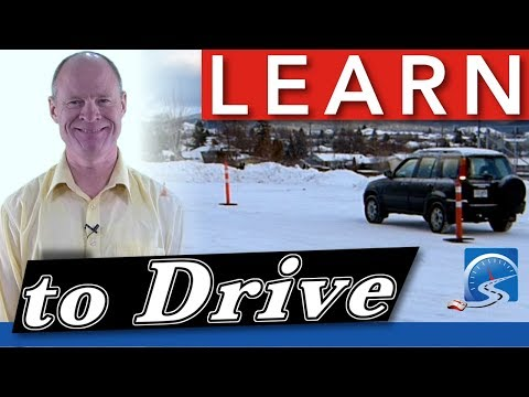 How To Learn To Drive Car Slow