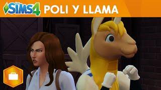 Los Sims 4 ¡A Trabajar!: Poli y Llama