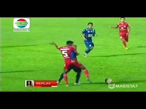 Arema Vs Semen Padang 5 2 Semifinal Leg 2 Piala Presiden 2017 Cristian Gonzales Man Of The Match