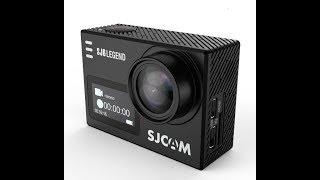 Купил себе SJCAM SJ6 Legend. Экшен камера SJCAM SJ6 4K Gyro