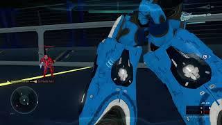 "Halo 5 Guardians: Prolific Park ""Night"" - Grifball ( 720p HD) Gameplay"