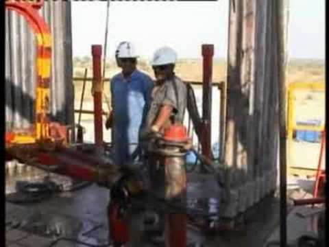 Buliding HSE Culture at Polish Drilling Rig Ideco 1200 in Rajasthan, India