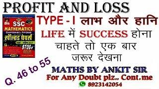 Profit and loss by kiran publication | Profit and Loss tricks in hindi (लाभ और हानि)