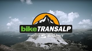 BIKE TRANSALP 2016 - ANTICIPATION