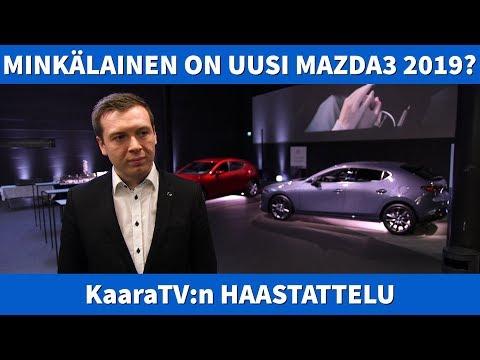 Miten uusi Mazda3 herättää tunteita?