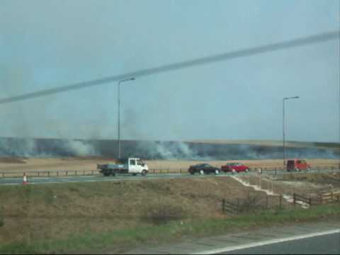 Nth Yorkshire Moors fire 12 04 09 0001