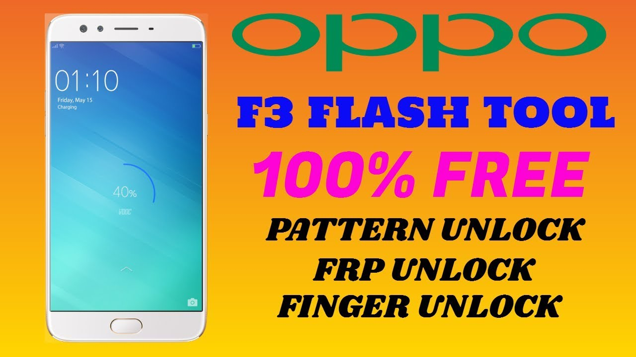 OPPO F3 FLASH TOOL | OPPO F3 FLASHING | OPPO F3 FLASH TOOL 100% FREE | BY  TEAM SMS