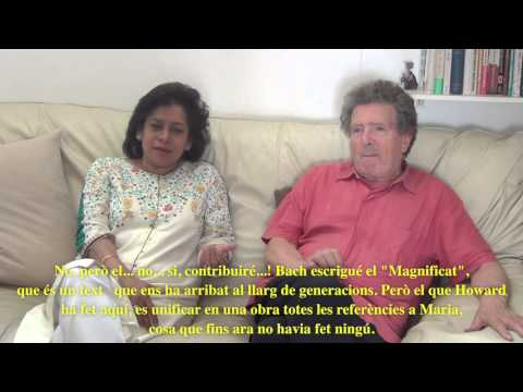 Patricia Rozario i Howard Blake: Tota la vida de Maria en un oratori.