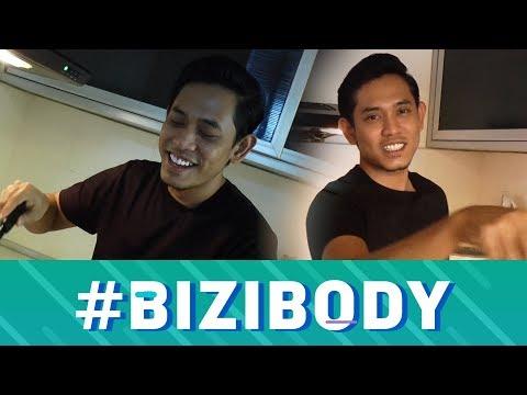 #Bizibody: Singgah rumah Khai Bahar, merasa sardin dan telur dadar! Sedap!