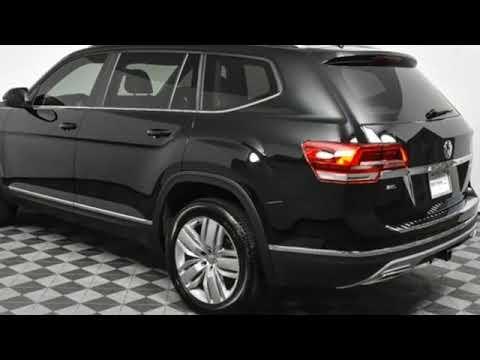New 2019 Volkswagen Atlas Atlanta, GA #VA19223
